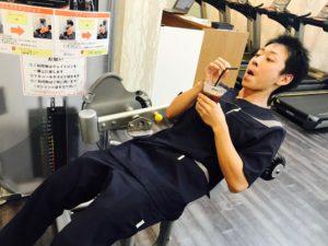 東十条駅から徒歩5分のパーソナルトレーニングに特化したスポーツジムのストレッチ&フィットネス24十条店のブログの画像